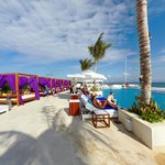 Vue Beach Club at Lv8 Resort Hotel Canggu Bali