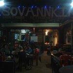 Front of Sovannkiri Restaurant
