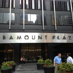 Paramount Plaza - meeting place