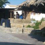 ISLAND HOTEL ~ DJ BOOTH