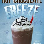 Hot Chocolate Freeze