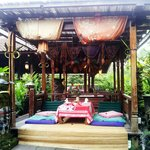 romantic huts