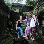 Tour to Bengmealea temple