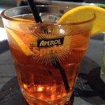 italian Aperol original Spritz