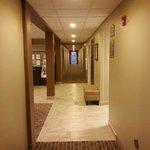 Interior Corridor Rooms