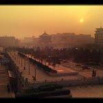 Drum Tower Xi'an..winter'12 Annh