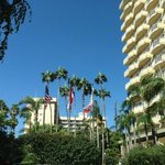 Lovely day at the Four Seasons Los Angeles at Beverly Hills Hotel.