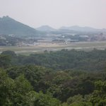 A view of Chennai International Airport