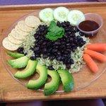 Cilantro Rice & Beans