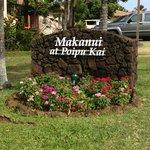 Entrance to Makanui