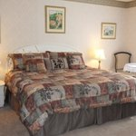 Grapevine Guest Room