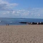 Beach at nearby St. marc sur mer