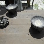 Tools for grinding corn