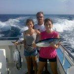 Fishing with the Family - Samana Fishing Charters