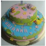 cake compleanno bimba