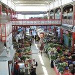 Papeete's colourful market