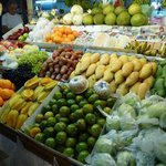 Local Patong Market.