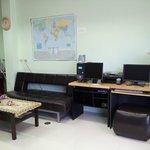 internet service area