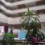 edificio de hotel por dentro