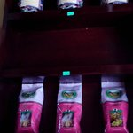 Have coffee bean but from Dalat and not original