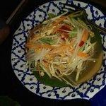 salad at Baan 26