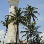 Impressive lighthouse