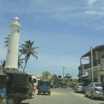 lighthouse & street view