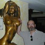 estátua da sereia