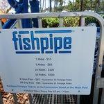 Fishpipe Pricing