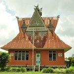 Batak Karo House - Berastagi