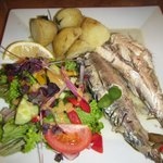 Specials, Pan Fried Mackrel