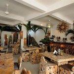 Restaurant Inside Downstairs