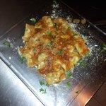 Ravioli di Carne fatti a mano in Salsa Rosa