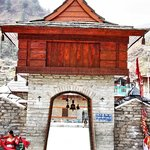 Hatkeshwari Mata Temple Complex