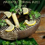 ORIENTAL SPRING ROLL TUNA