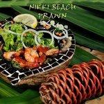 NIKKI BEACH PRAWN