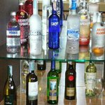 sunset bar selection