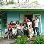 garden villa bungalow type