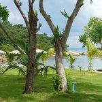 luke yon beach near garden villa bungalow type