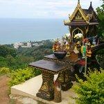 Cafe view near Big Buddha