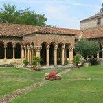 Peaceful cloisters