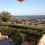 Bar Neptune et plage