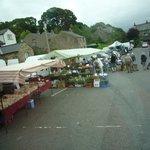 market day in Sedbergh