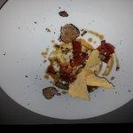 Black truffle risotto