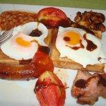 99p Breakfast