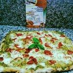 pizza/focaccia Ligure