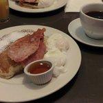 A Jack Reacher breakfast