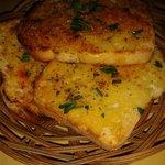 The best garlic bread in town