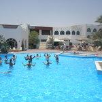 Aerobik na basenie