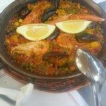 Nice Paella Mixta
